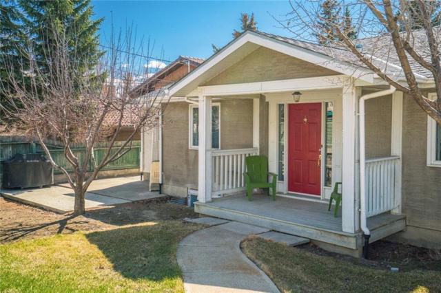 5329 22 Avenue NW, Calgary, AB T3B 4V3 (#C4240739) :: Calgary Homefinders