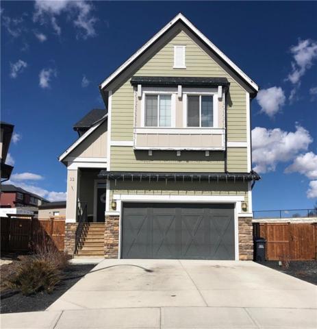 32 Heritage Terrace, Cochrane, AB T4C 0E2 (#C4240753) :: Calgary Homefinders
