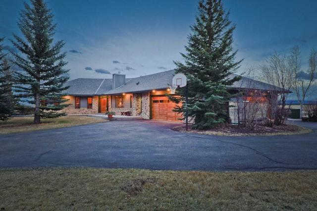 27 Vantage Ridge Estates, Rural Rocky View County, AB T3Z 2S7 (#C4240762) :: Redline Real Estate Group Inc