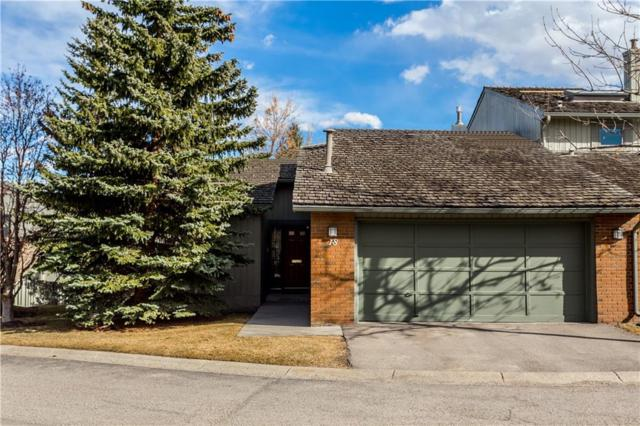 185 Woodridge Drive SW #18, Calgary, AB T2W 3X7 (#C4240764) :: Calgary Homefinders