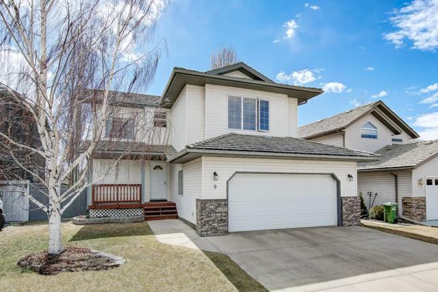 9 Cambria Place, Strathmore, AB T1P 1L9 (#C4240797) :: Calgary Homefinders