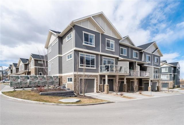 111 Evanston Manor NW, Calgary, AB T3P 0R8 (#C4240818) :: Canmore & Banff