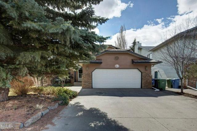 1012 Deer River Circle SE, Calgary, AB T2J 6Z1 (#C4240832) :: The Cliff Stevenson Group