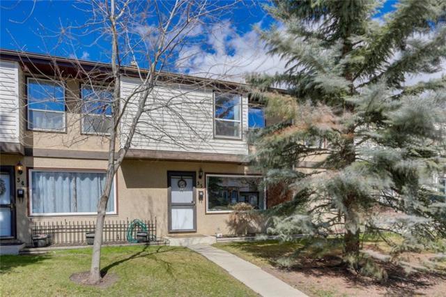 630 Sabrina Road SW #35, Calgary, AB T2W 2N7 (#C4240838) :: Calgary Homefinders