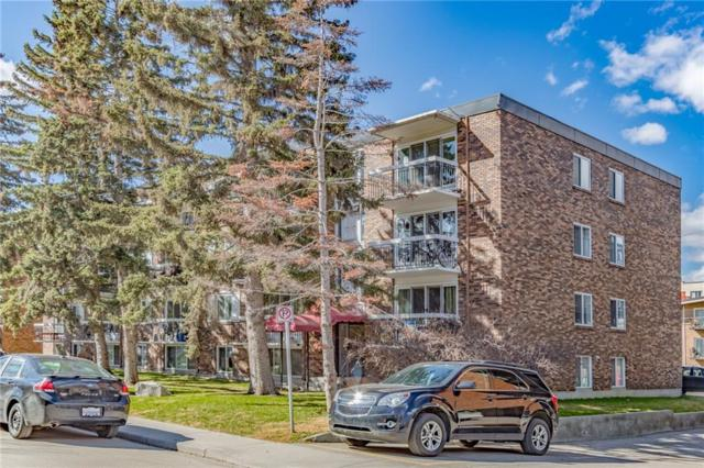 110 24 Avenue SW #401, Calgary, AB T2S 0J9 (#C4240844) :: Western Elite Real Estate Group