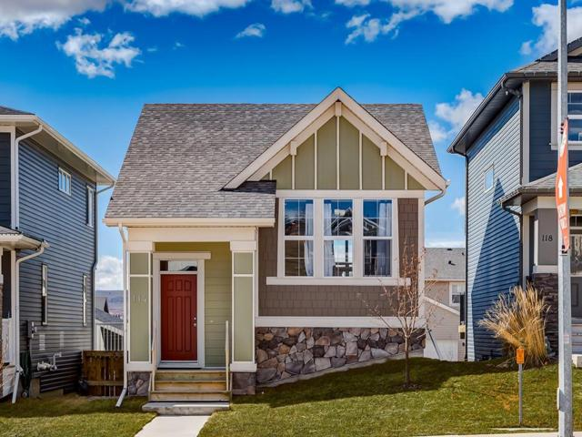 114 Heritage Drive, Cochrane, AB T4C 0Y3 (#C4240863) :: Canmore & Banff