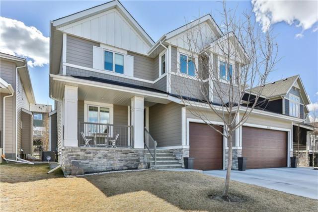 123 Auburn Sound Manor SE, Calgary, AB T3M 0R9 (#C4240877) :: Calgary Homefinders
