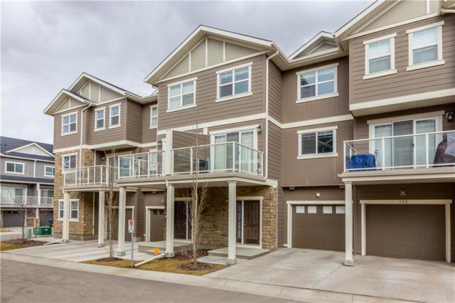 306 Evanston Manor NW, Calgary, AB T3P 0R8 (#C4240906) :: Canmore & Banff