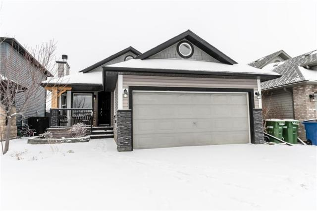 102 Channelside Cove, Airdrie, AB T4B 3J1 (#C4240911) :: The Cliff Stevenson Group