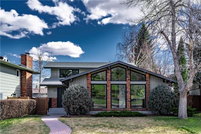 27 Midland Crescent SE, Calgary, AB T2X 1N8 (#C4240938) :: Canmore & Banff