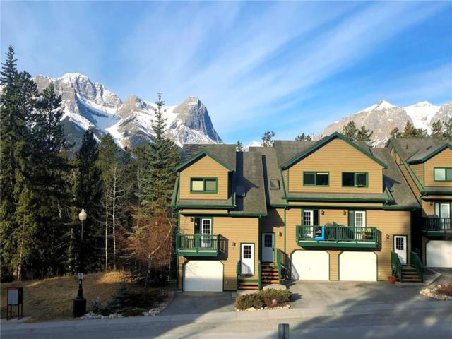 200 Benchlands Terrace #2, Canmore, AB T1W 1G1 (#C4240955) :: Canmore & Banff