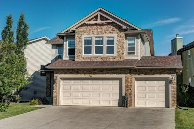 80 Crystal Green Drive, Okotoks, AB T1S 2N8 (#C4240966) :: The Cliff Stevenson Group