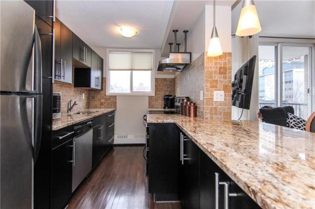 505 19 Avenue SW #208, Calgary, AB T2S 0E4 (#C4240967) :: Virtu Real Estate