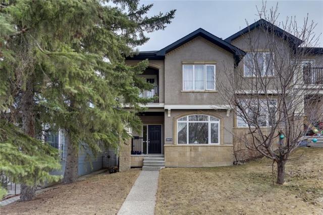 1607A 24 Avenue NW, Calgary, AB T2M 1Y7 (#C4240991) :: Redline Real Estate Group Inc