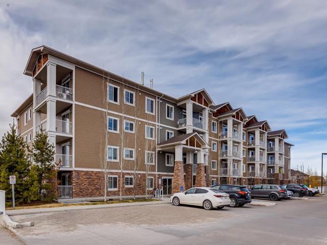 304 Cranberry Park SE #301, Calgary, AB T3M 1W2 (#C4241029) :: The Cliff Stevenson Group