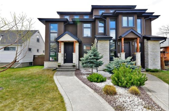 1765 1 Avenue NW, Calgary, AB T2N 0B2 (#C4241031) :: Redline Real Estate Group Inc
