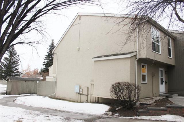 11407 Braniff Road SW #7, Calgary, AB T2W 1C5 (#C4241063) :: Redline Real Estate Group Inc