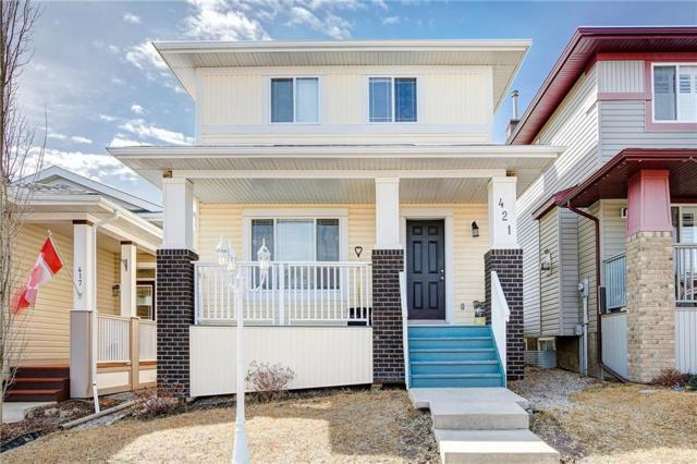 421 Sagewood Drive SW, Airdrie, AB T4B 3N3 (#C4241067) :: The Cliff Stevenson Group