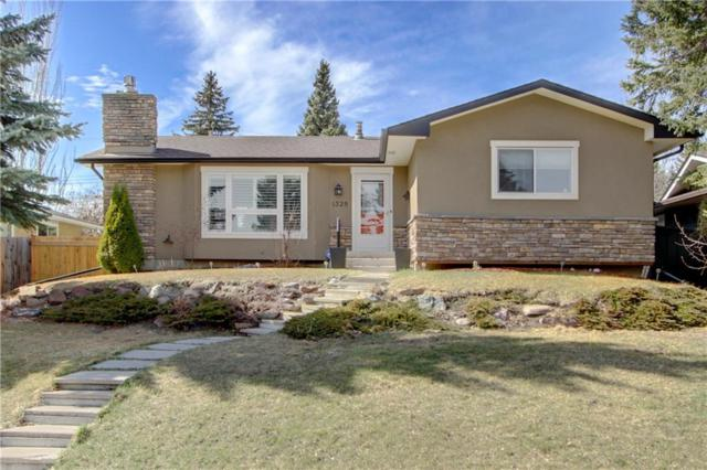 1328 Mapleglade Crescent SE, Calgary, AB T2J 2H2 (#C4241069) :: The Cliff Stevenson Group