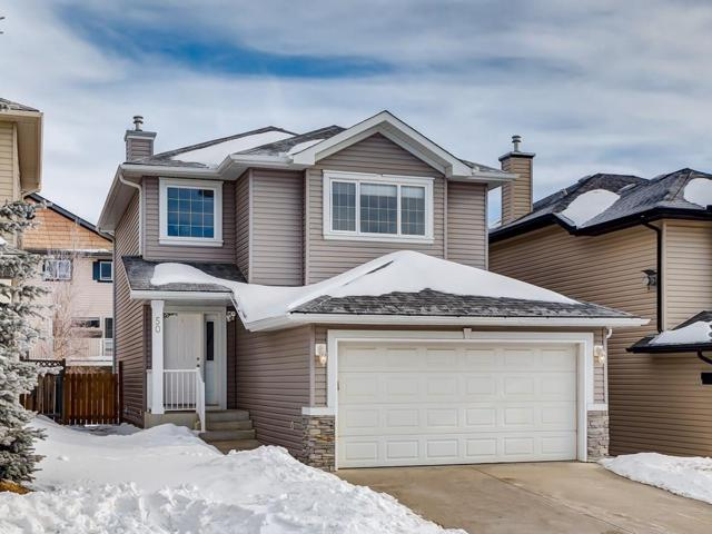 50 Citadel Estates Heights NW, Calgary, AB T3G 5E4 (#C4241081) :: The Cliff Stevenson Group