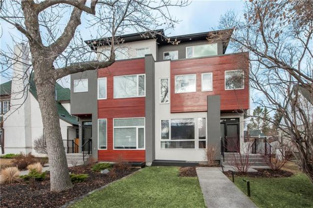 1111B Regent Crescent NE, Calgary, AB T2E 5J6 (#C4241113) :: The Cliff Stevenson Group
