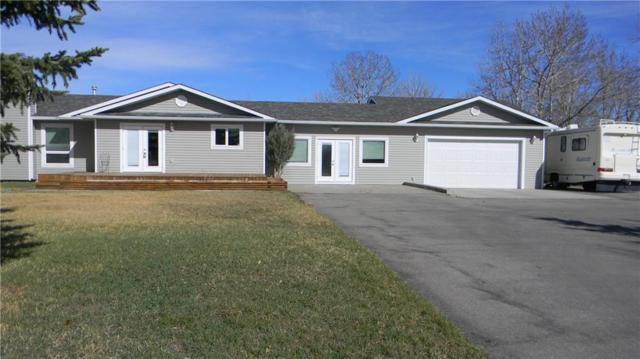 496020 19 Street E, Rural Foothills County, AB T1V 1N1 (#C4241142) :: The Cliff Stevenson Group