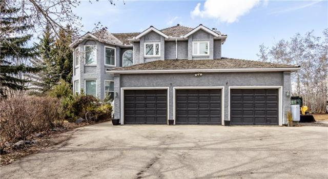 24004 Country Hills Boulevard, Rural Rocky View County, AB T3K 5P3 (#C4241149) :: Western Elite Real Estate Group