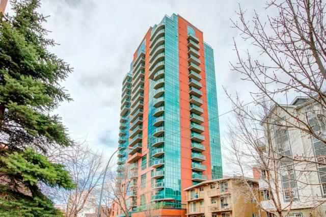 836 15 Avenue SW #1206, Calgary, AB T2R 1S2 (#C4241150) :: Western Elite Real Estate Group