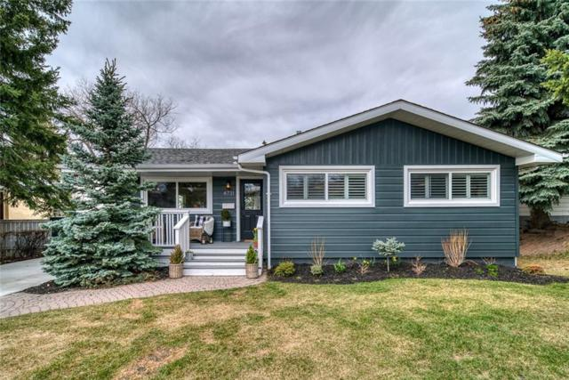4731 Chapel Road NW, Calgary, AB T2L 1A7 (#C4241178) :: Redline Real Estate Group Inc