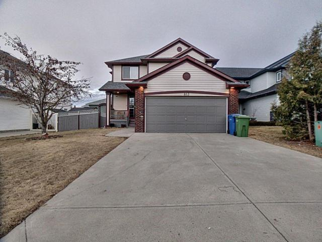 813 Crystal Beach Bay, Chestermere, AB T1X 1J1 (#C4241202) :: Redline Real Estate Group Inc