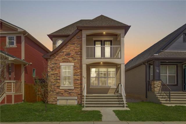 52 Cranford Park SE, Calgary, AB T3M 1Z4 (#C4241203) :: Redline Real Estate Group Inc