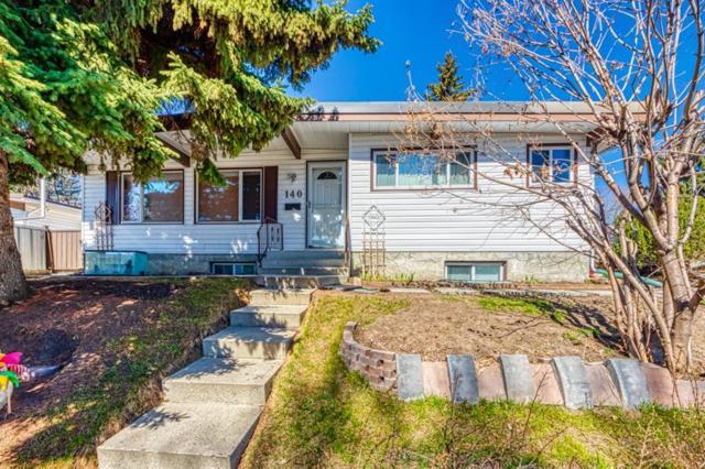 140 Huntcroft Way NE, Calgary, AB T2K 4E5 (#C4241266) :: Redline Real Estate Group Inc