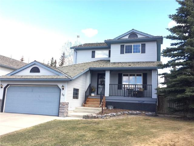 26 West Hall Place, Cochrane, AB T4C 1M5 (#C4241312) :: Western Elite Real Estate Group