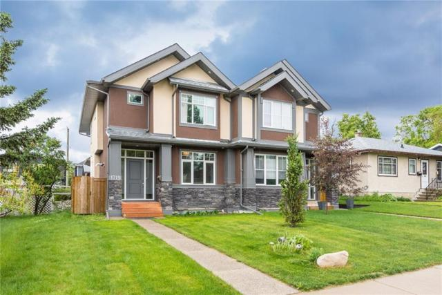 1719 20 Avenue NW, Calgary, AB T2M 1H2 (#C4241365) :: Redline Real Estate Group Inc