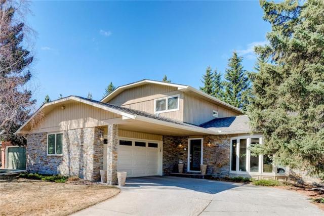 107 Pump Hill Place SW, Calgary, AB T2V 4C6 (#C4241399) :: Redline Real Estate Group Inc