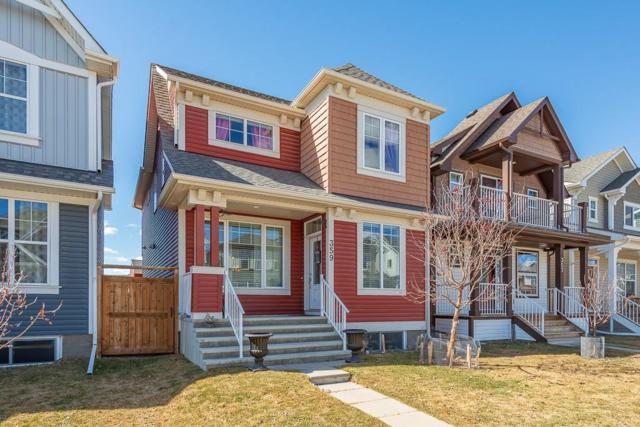 359 Auburn Crest Way SE, Calgary, AB T3M 1R1 (#C4241406) :: Western Elite Real Estate Group