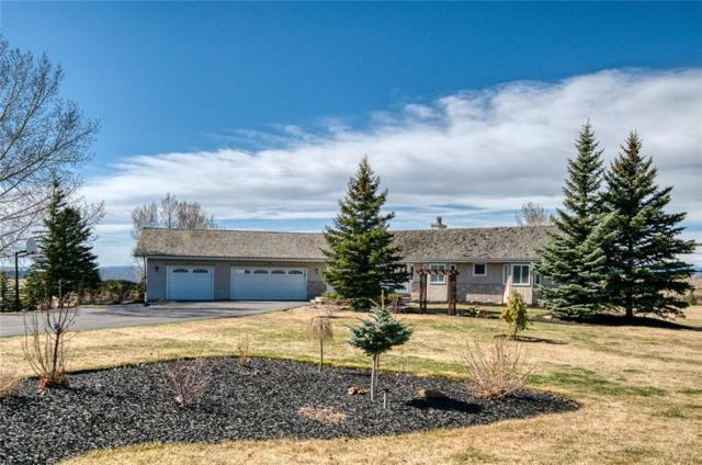 15 Rosewood Drive, Rural Rocky View County, AB T3Z 3K7 (#C4241408) :: The Cliff Stevenson Group