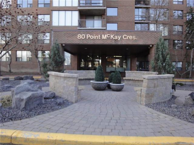80 Point Mckay Crescent NW #1105, Calgary, AB T3B 4W4 (#C4241424) :: The Cliff Stevenson Group