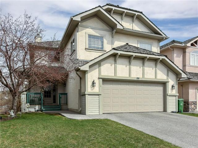32 Hidden Creek Green NW, Calgary, AB T3A 6A6 (#C4241430) :: The Cliff Stevenson Group