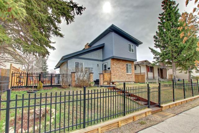 6006 Madigan Drive NE, Calgary, AB T2A 5C9 (#C4241480) :: Redline Real Estate Group Inc
