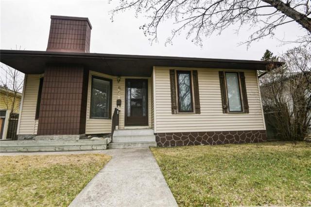 524 Maidstone Drive NE, Calgary, AB T2A 4B5 (#C4241498) :: Redline Real Estate Group Inc