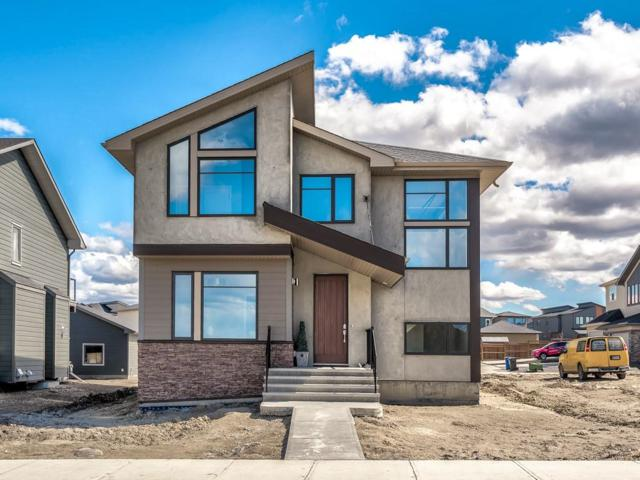 117 South Harmony Drive, Rural Rocky View County, AB T3Z 0E1 (#C4241535) :: Western Elite Real Estate Group