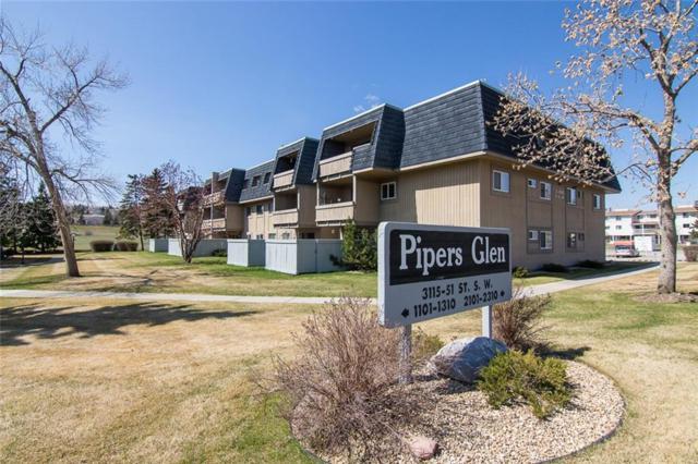 3115 51 Street SW #2108, Calgary, AB T3E 6P4 (#C4241566) :: Redline Real Estate Group Inc