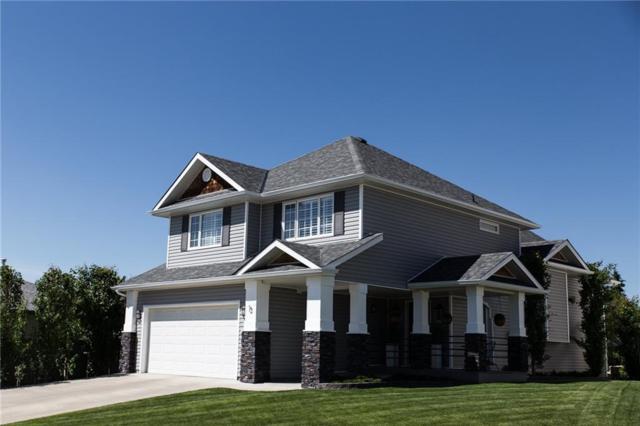 13 Sandstone Ridge Crescent, Okotoks, AB T1S 1P8 (#C4241576) :: Redline Real Estate Group Inc