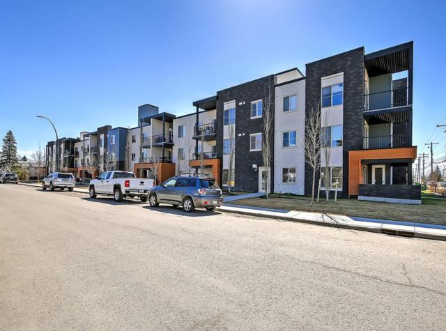 2715 12 Avenue SE #403, Calgary, AB T2A 4X8 (#C4241598) :: Redline Real Estate Group Inc