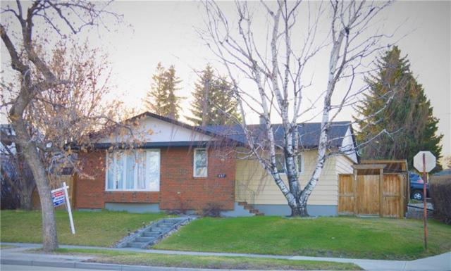 467 Northmount Drive NW, Calgary, AB T2K 3J1 (#C4241671) :: The Cliff Stevenson Group