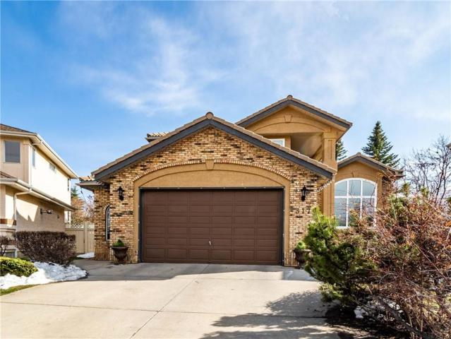 317 Country Hills Court NW, Calgary, AB T3K 3Z2 (#C4241676) :: The Cliff Stevenson Group