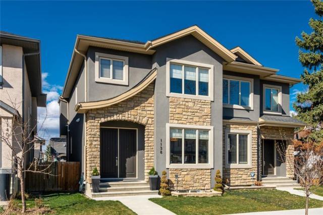 1138 18 Avenue NW, Calgary, AB T2M 0V9 (#C4241685) :: Redline Real Estate Group Inc