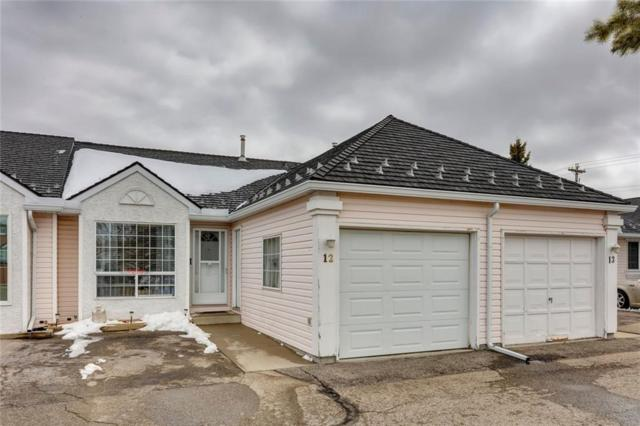 209 Woodside Drive NW #12, Airdrie, AB T4B 2E7 (#C4241698) :: Redline Real Estate Group Inc