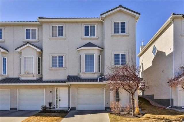107 Hampstead Green NW, Calgary, AB T3A 6H1 (#C4241729) :: Redline Real Estate Group Inc